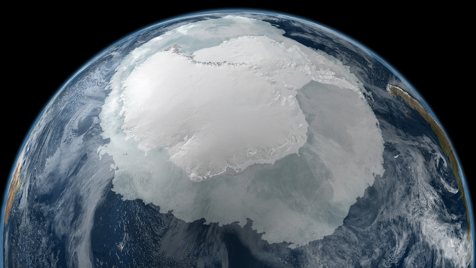 Climate change is moving the North pole and affecting Earth's rotation
