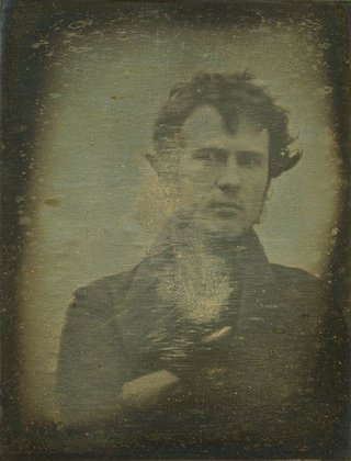 "This was the first-ever ""selfie,"" taken in 1839"
