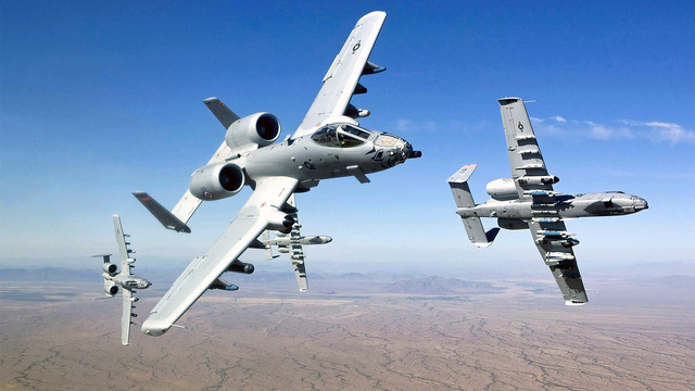 These awesome fighter jets are not images from Iron Man 4