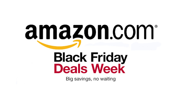 Amazon's Week of Black Friday Deals Kicks Off Today
