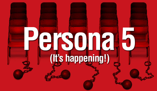 Persona 5 Announced for the PS3