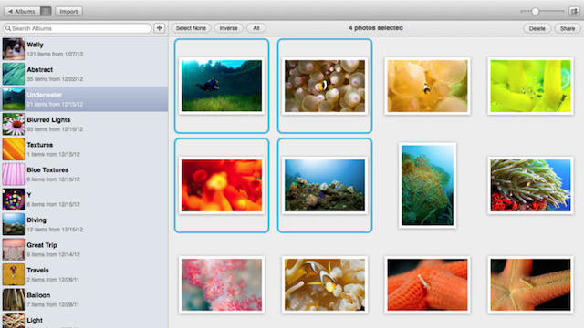 Unbound Is a Fast and Easy to Use iPhoto Alternative