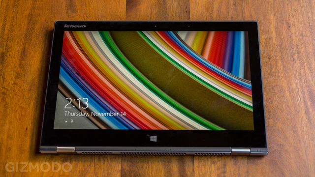 Lenovo Yoga 2 Pro Review: Flipping Fantastic