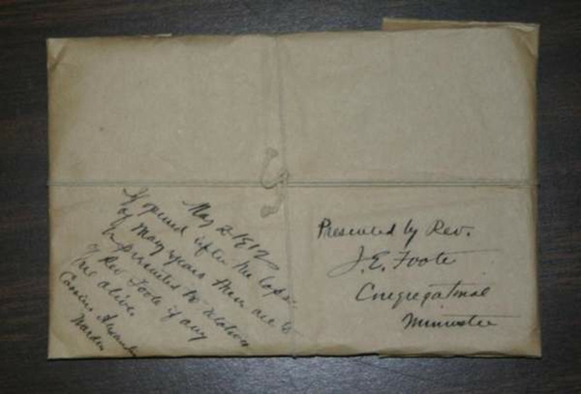 Mysterious Package Found in Century-Old Time Capsule