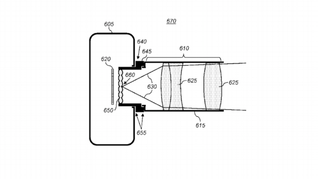 Apple Patents Lytro-Style Camera Technology for Refocusable Images