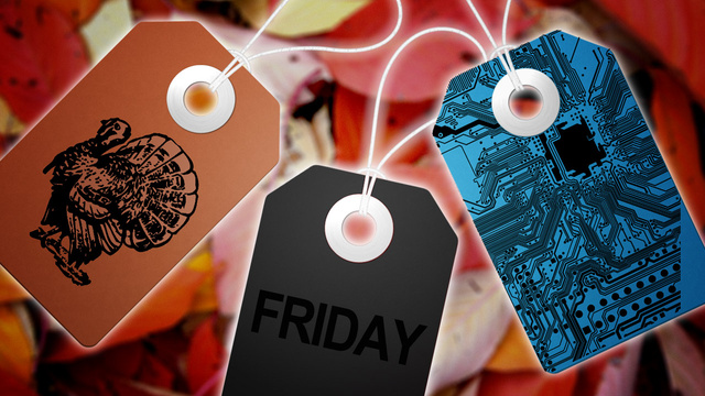 The Difference Between Thanksgiving, Black Friday, and Cyber Monday