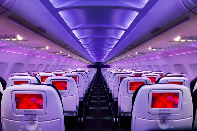 ​Sex 'n Spas: The Future (And Not So Future) of In-Flight Entertainment