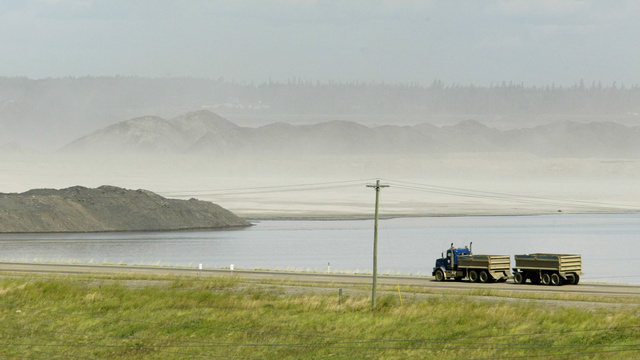 Oil Companies Could Create Dozens of Toxic Lakes In Alberta