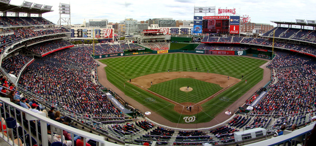 Reports: The Nationals Asked D.C. To Buy Them A Roof For $300 M…