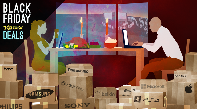 The Best Black Friday Gaming Deals