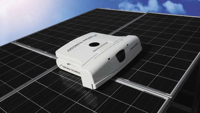 A Roomba For Solar Panels That Keeps the Sun Shining Through