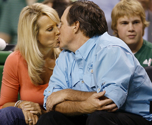 The Patriots Might Have An Audible Named For Belichick's Girlfr…