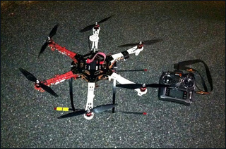 Drone-Wielding Criminals Busted Dropping Tobacco Into Prison Yard