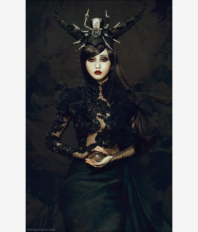 Where Fashion Meets Japanese Fantasy and StarCraft II