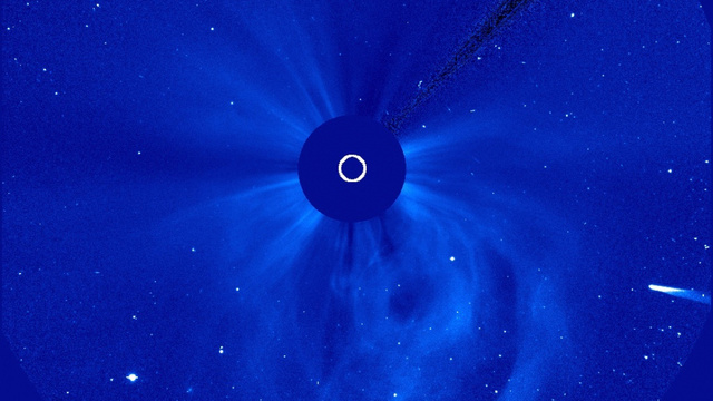 Comet Ison May Still Be Alive