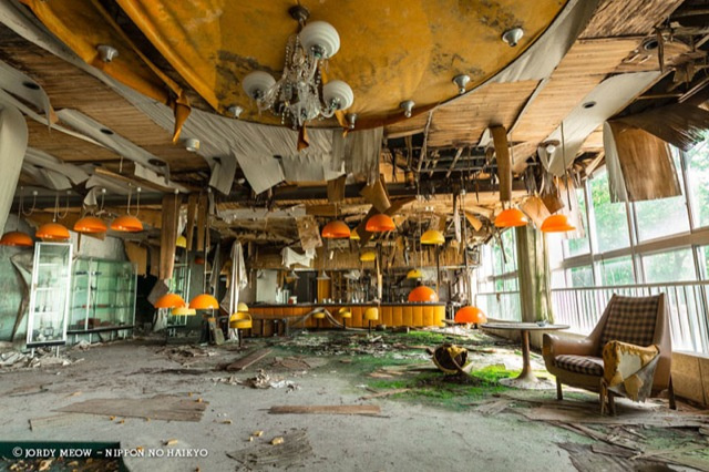 The Beauty of Japan's Abandoned Ruins