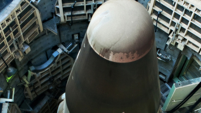 For 20 Years the Nuclear Launch Code at US Minuteman Silos Was 00000000