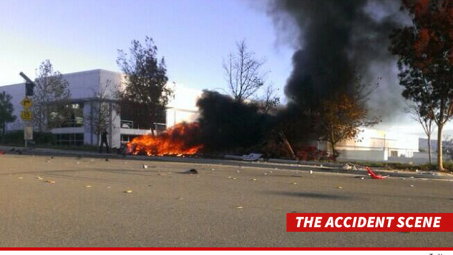 Fast And Furious Star Paul Walker Killed In Fiery Car Accident