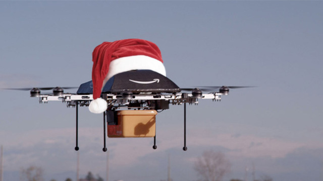 Amazon Drones Are Truly Revolutionary [For Marketing]