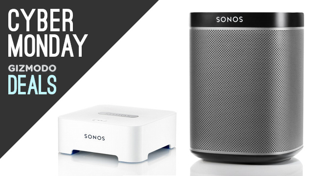 SONOS PLAY:1 and BRIDGE for $159, and the PLAYBAR Deal Gets Better