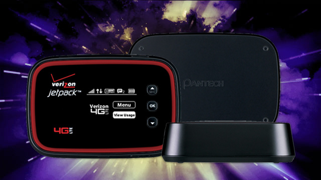 The Verizon Jetpack Is a Flexible 4G Hotspot with Crazy Battery Life