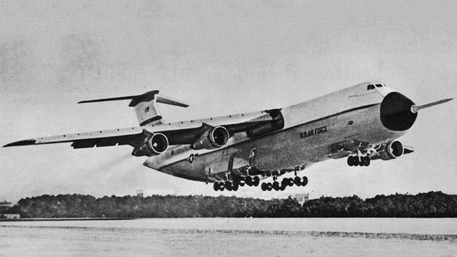 27 of the Most Eye-Popping Cargo Aircraft Ever Built