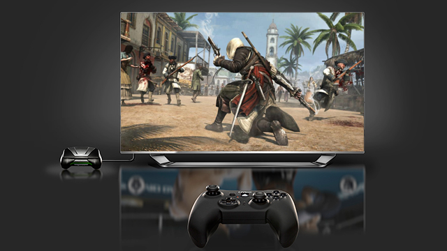 Nvidia's Shield Can Now Stream PC Games At 1080p To Your TV