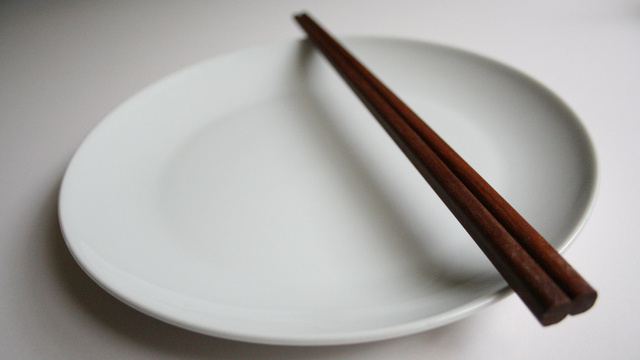 How Chopsticks Were Invented
