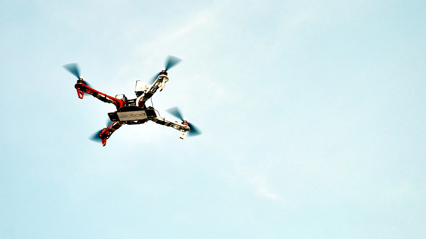 SkyJack Lets You Hunt Down And Hack Other Drones From The Air