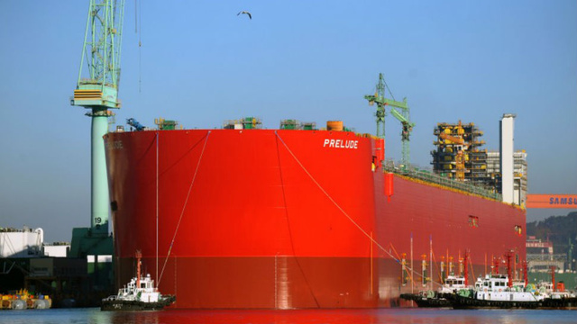 The Biggest Ship in the World Has Floated For the First Time
