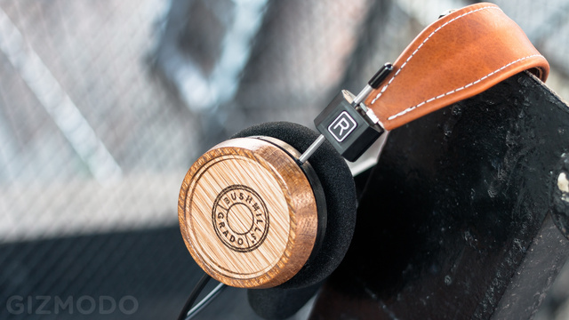 ​Grado Labs Made Gorgeous Cans Out of Irish Whiskey Barrels