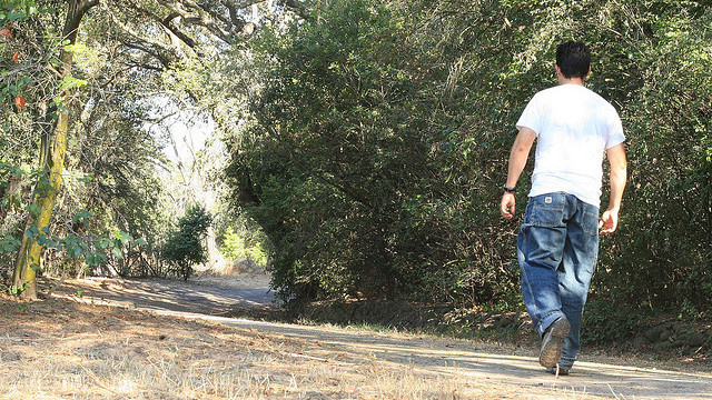 Study Shows the Benefits of a Brisk Walk Over a Slow One