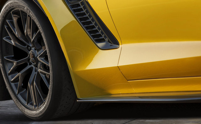 This Is The First Look At The 2015 Corvette Z06