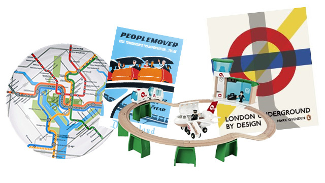 A Gift Guide for the Transit-Obsessed