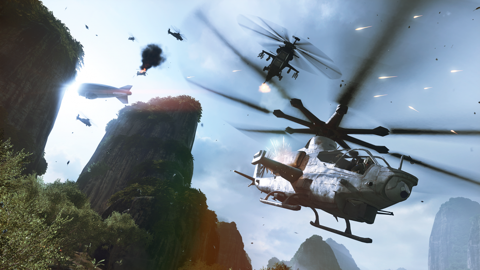 EA Won't Work On New Battlefield 4 DLC Until Flawed Game Is Fixed