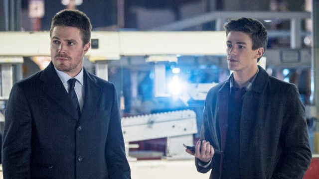 Arrow will make you want to marry Barry Allen