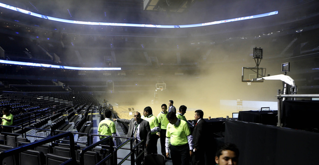 Mexico City Smoke-Out Only Second Strangest Delay In Spurs Hist…
