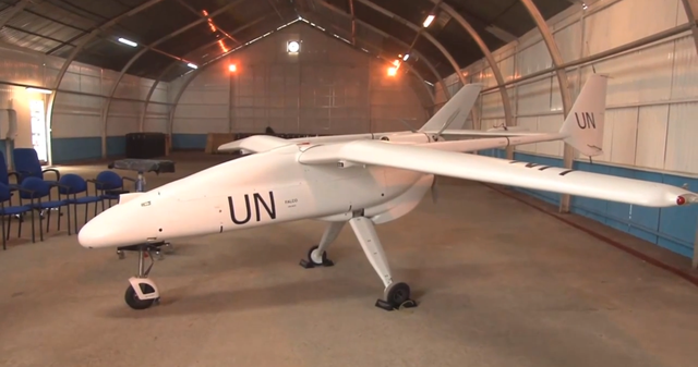 Even the U.N. Is Using Drones to Spy on People Now