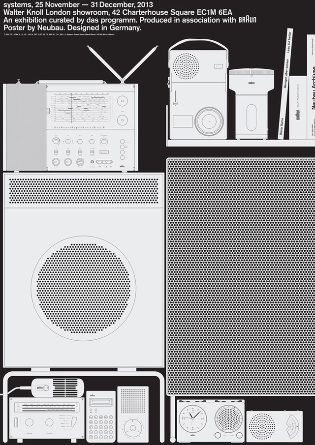 11 Sleek Posters Celebrating The Design Genius Of Dieter Rams