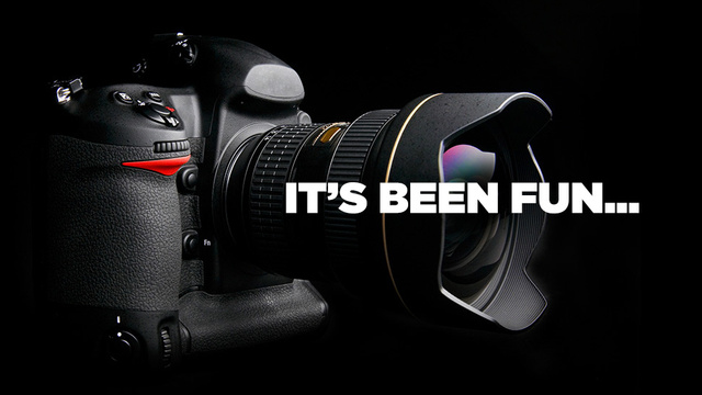 The Last Days of the DSLR