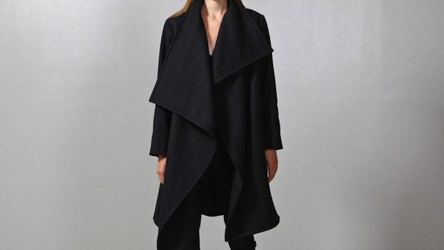 Fashion Scavenger Hunt: Help Find This Stylish Witch Coat for Less