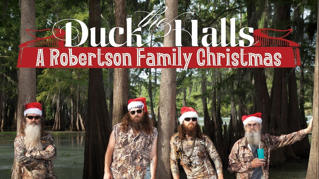 ?Jezebel's Advent Calendar of Crap: Merry Duck Dynasty Christmas!