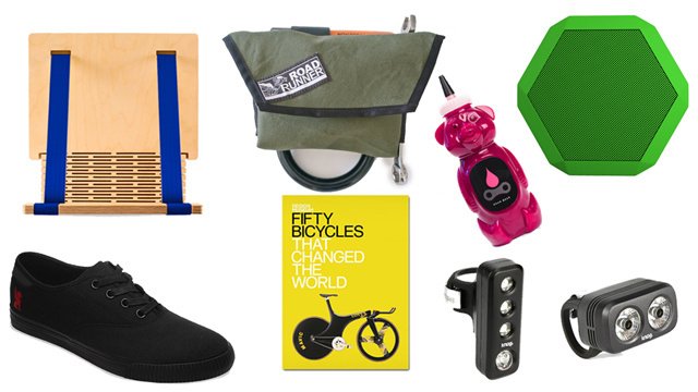 Gifts For the Bicycle Borne Road Warrior