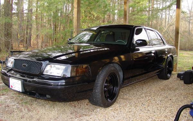 For 8 500 Is This Crown Vic A Perfect Ten Car Insurance