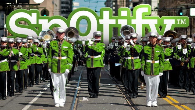 WSJ: Spotify Is Planning to Introduce Free Mobile Music