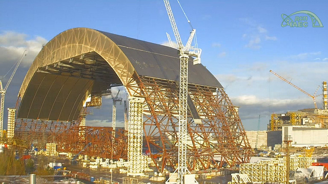 22 Awesome Science & Infrastructure Webcams From Around the World
