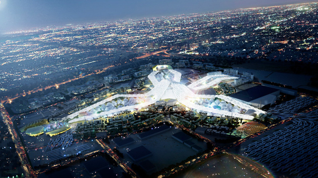 ​Dubai's $7 Billion Expo 2020 Could Become a Glittering White Whale
