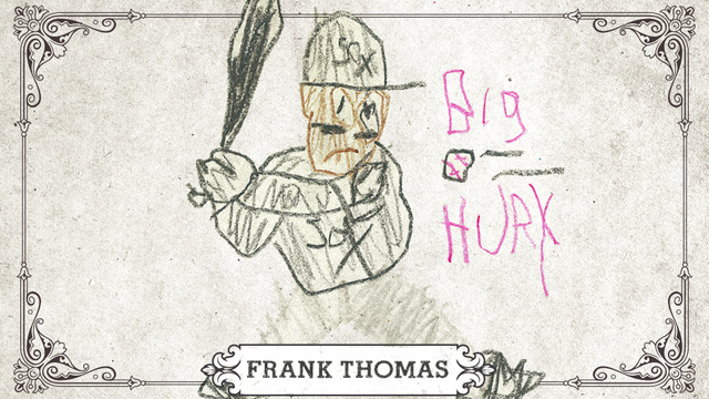 Price Of Fame: Frank Thomas, Who Saved My Life