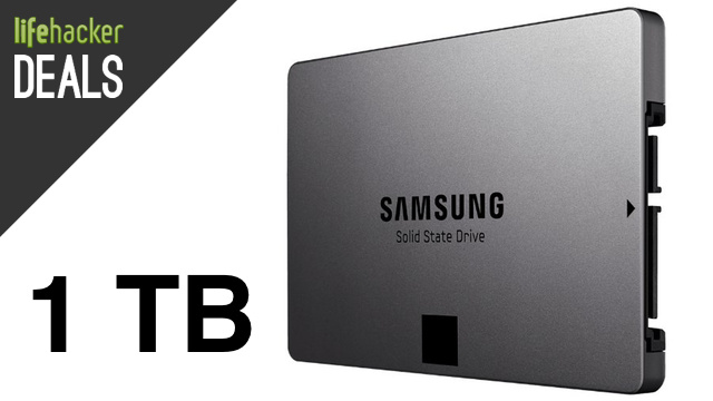1TB Samsung SSD, $5 off at Amazon, Power Tools Galore [Deals]