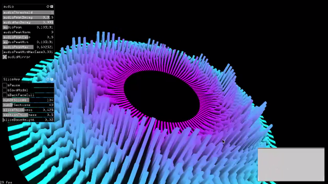 Watch Music Turn Into A 3D-Printed Augmented Reality Sculpture